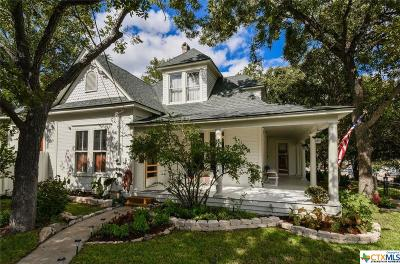 Belton Single Family Home For Sale: 620 S Main Street
