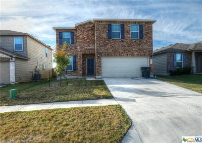 Killeen Single Family Home For Sale: 3208 Claymore Street