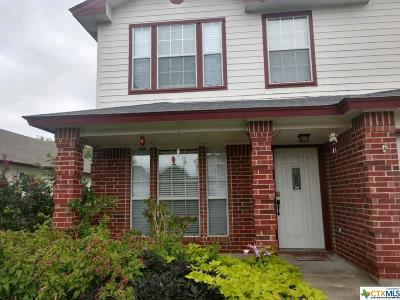 Killeen Single Family Home For Sale: 1604 Quarry Drive