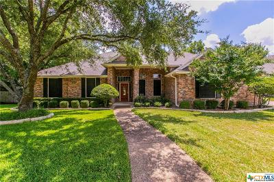 Temple Single Family Home For Sale: 2305 Windsong Lane