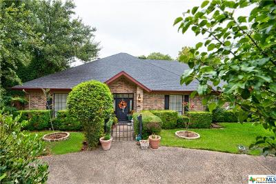 Salado Single Family Home For Sale: 2300 Indian Trail