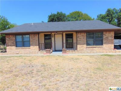 Harker Heights, Nolanville Single Family Home For Sale: 1415 Indian Trail Trail