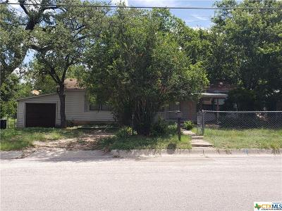 Lampasas Single Family Home For Sale: 503 Georgetown Road
