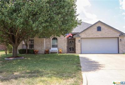 Harker Heights Single Family Home For Sale: 2024 Herald Drive
