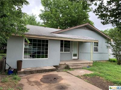 Killeen Single Family Home For Sale: 103 E Voelter Avenue