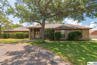 Harker Heights Single Family Home Pending: 11555 Highview Drive