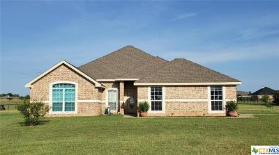Gatesville Single Family Home For Sale: 1311 Moccasin Bend Road