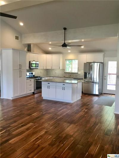 New Braunfels Single Family Home For Sale: 2844 Morningside Drive