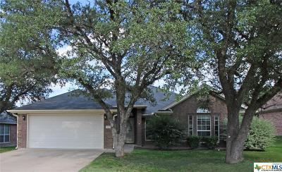 Harker Heights Single Family Home Pending: 2007 Merlin Drive