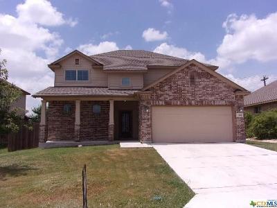 New Braunfels Rental For Rent: 2086 Castleberry Ridge