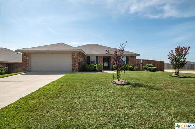 Killeen Single Family Home For Sale: 300 Viola Drive