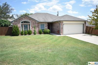 Lampasas Single Family Home For Sale: 3 Westridge Pl