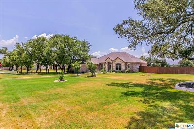 Belton Single Family Home For Sale: 314 Roca Trail