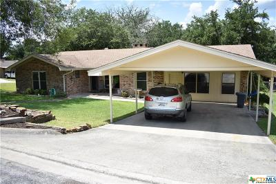 Lampasas Single Family Home For Sale: 13 Chris James Avenue