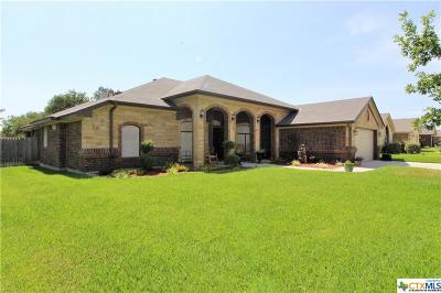 Harker Heights Single Family Home For Sale: 2031 Rustling Oaks Drive