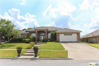 Killeen Single Family Home For Sale: 4809 Cinnamon Stone Drive