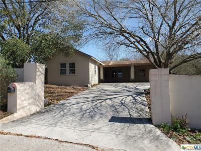 Seguin Single Family Home For Sale: 749 Robert Street