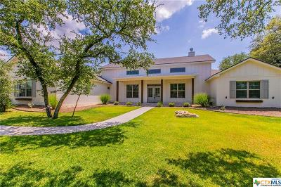 Belton Single Family Home For Sale: 12 Riverstone Parkway
