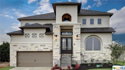 New Braunfels Single Family Home For Sale: 644 Vale Court