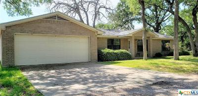 Gatesville Single Family Home For Sale: 110 Sims Circle