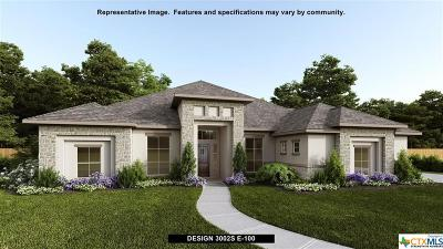 New Braunfels Single Family Home For Sale: 1166 Sapling Springs