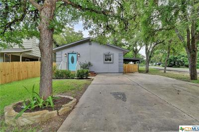 Round Rock Single Family Home For Sale: 1101 E. Austin
