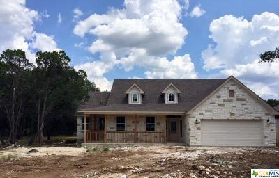 Hays County Single Family Home For Sale: 4 Arbutus Circle