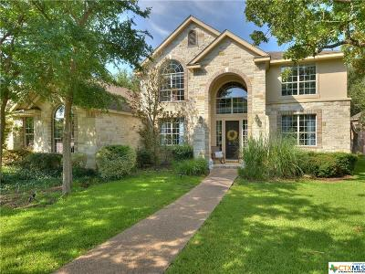 Round Rock Single Family Home For Sale: 1172 Waimea Bend
