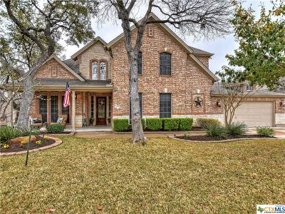 Round Rock Single Family Home For Sale: 1903 Nueltin Court