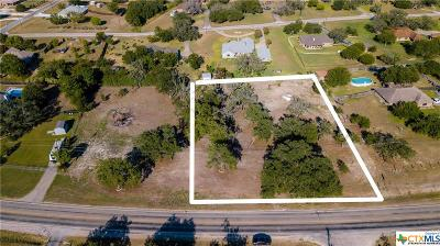 Copperas Cove, Kempner Residential Lots & Land For Sale: 2657 Fm 2657 Lot 3