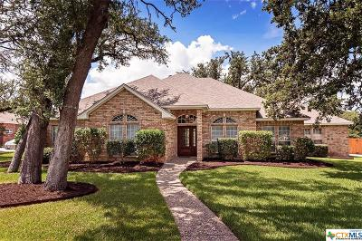 Temple Single Family Home For Sale: 11025 Granbury Cove