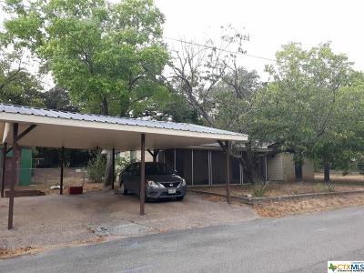 Belton Single Family Home For Sale: 1001 S Walker Street