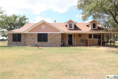 Milam County Single Family Home For Sale: 2462 County Road 455