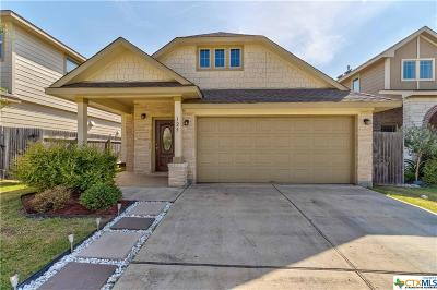 San Marcos Single Family Home For Sale: 125 Fort Griffin Drive