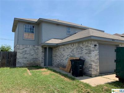Killeen Condo/Townhouse For Sale: 2405 Schwald Road