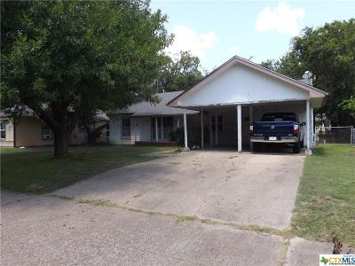 Killeen Single Family Home For Sale: 1613 Poage Avenue