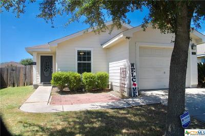 New Braunfels Single Family Home For Sale: 519 Red Robin Drive