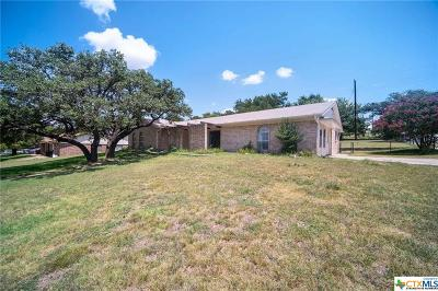 Copperas Cove Single Family Home For Sale: 717 Kate Street