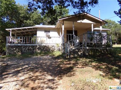Canyon Lake Single Family Home For Sale: 795 Nelson Drive