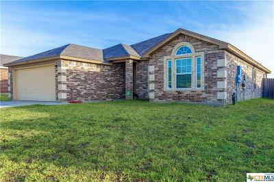 Killeen Single Family Home For Sale: 3207 Briscoe Drive
