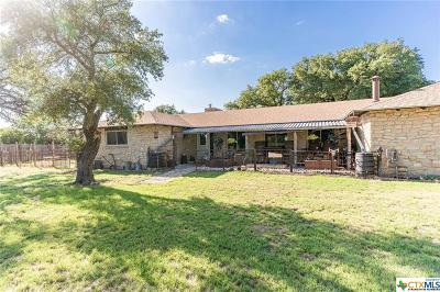 Coryell County Single Family Home For Sale: 302 County Road 79