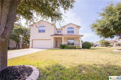 Killeen Single Family Home For Sale: 4900 Sodalite Court