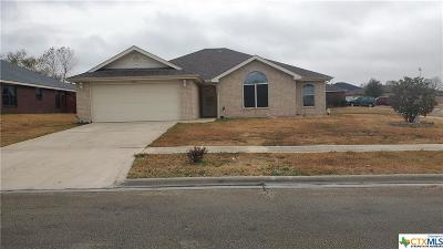 Killeen Single Family Home For Sale: 5601 Shawn Drive