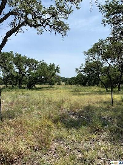Lampasas Residential Lots & Land For Sale: 00 Cr 108 #196