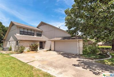 Salado Single Family Home For Sale: 1925 Highland Drive