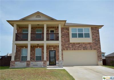 Killeen Single Family Home For Sale: 505 W Vega Lane