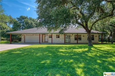 Canyon Lake Single Family Home For Sale: 2677 Candlelight Drive