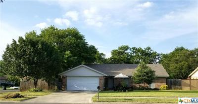 Killeen Single Family Home For Sale: 1805 Farhills Drive