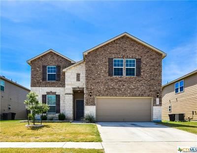 Killeen Single Family Home For Sale: 3302 Shawlands Road