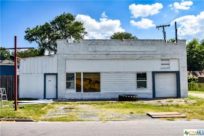 Temple Commercial For Sale: 604 S 7th Street